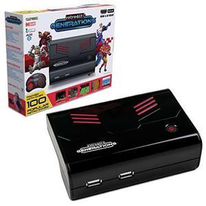 Retro-bit Generaciones - Plug And Play Consola De Juegos Ro
