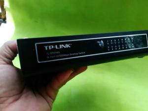 Switch Tp Link de 16 Puertos