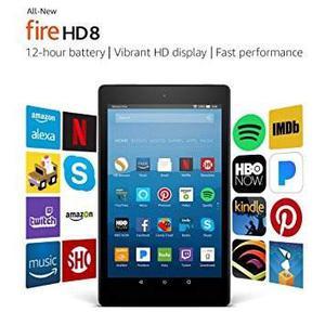 Tablet Amazon Fire 8 Hd 16gb Kindle Quadcore Wifi!!!