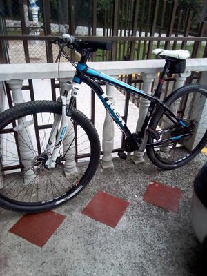 Vendo Hermosa Bicicleta Trek Xcalibur 4