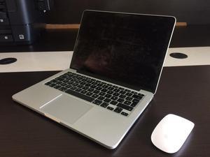 Vendo MacBook Pro Retina 13,3 pantalla rota