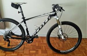 bicicleta scott scale 740 rin 29 full aluminio