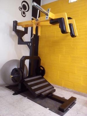 maquina para gimnasio sentadilla hammer llame ya!!!