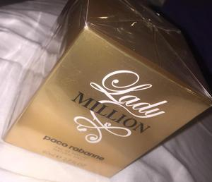 Perfume Lady Million de Paco Rabanne para mujer 80ml