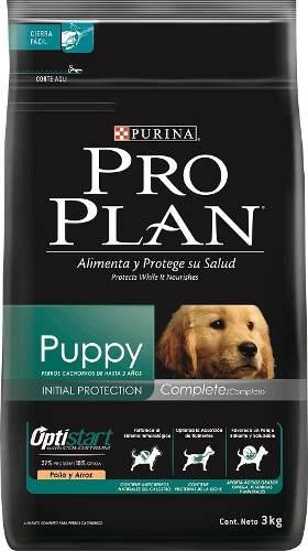 Proplan Puppy Complete (cachorros Todas Las Razas) 15kg