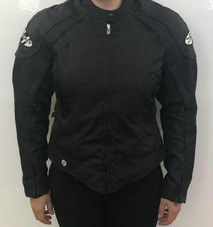 Vendo linda chaqueta de Mujer para MotoTalla S