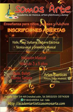 Academia Artistica Cultural Somos Arte