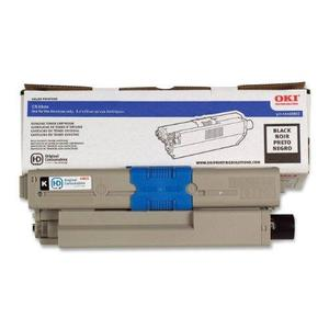 Okidata Part# Black Toner Cartridge (oem)  Pages By O