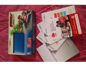 Vendo consola Nintendo 3DS XL en Cali