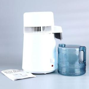 1 Galón 4 L Puro Destilador De Agua, Acero Inoxidable,