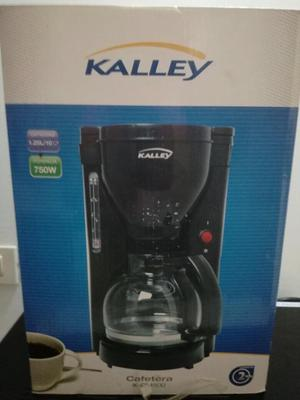 Cafetera Kalley