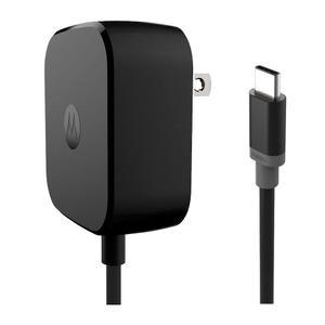 Cargador Motorola Original Moto Z 3 Amp + Cable Usb Tipo C