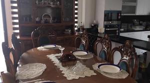 Comedor luis xv clasico 8 puestos usado2 posot class for Comedor luis quince