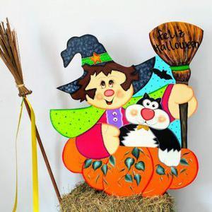 Decoración Halloween en Arte Country