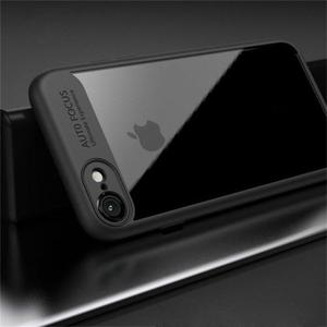 Protector Para Apple Iphone 6s 7 Plus Lujo Delgada A Prueba