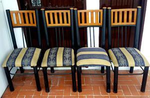 4 sillas color beige baratas posot class for Estufas industriales usadas bogota