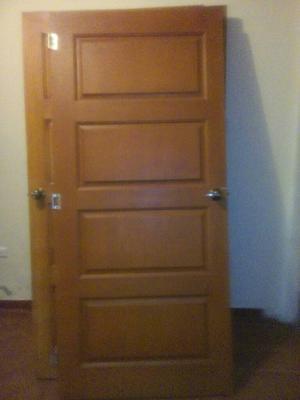 Vendo 2 Puertas De Madera Posot Class