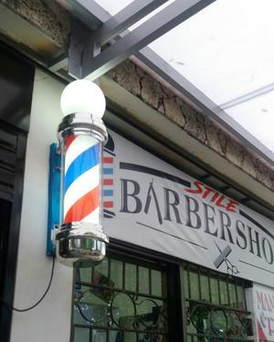 Vendo Barbería