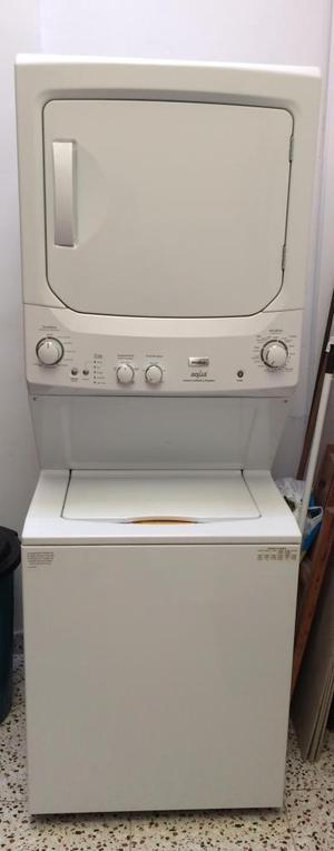 Vendo Torre de lavadora y secadora