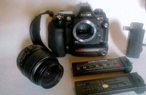 Nikon Kodak Full Frame Dsc14n Lente mm
