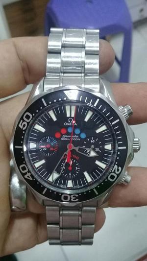 Omega Seamaster Racing Chronometroregata