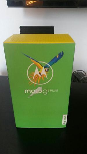 Vendi Moto G5 Plus Nuevo Y Sellado