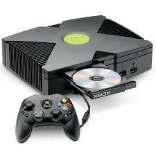 Xbox Clásica 2 Controles + Juegos Incorporados Y En Cd