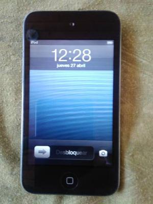 Apple Ipod Touch 4g 32gb Wifi Bluetooth Original Accesorios