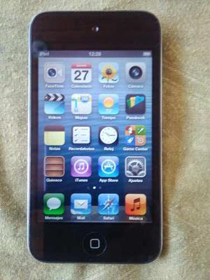 Apple Ipod Touch 4g 8gb Original Wifi Bluetooth Accesorios