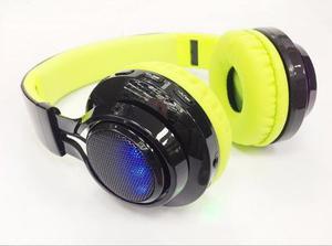 Diadema De Lujo Super Bass Audifonos Bluetooth Fm Mp3 Sd