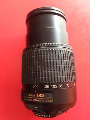 Lente Nikon  Dx