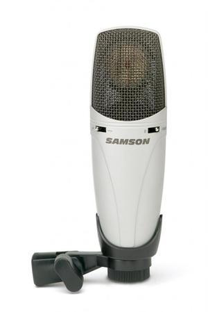 Micrófono De Condensador Para Estudio Samson Cl7