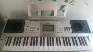 Organeta teclado LPC 61Key Electronic Keyboard