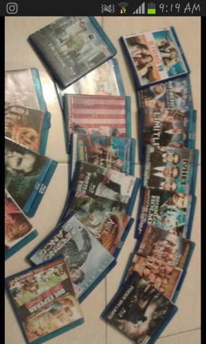 Peliculas en Blu Ray en Excelente Estado