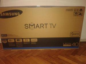 Televisor de 40 pulgadas Smart Tv Samsung Nuevo sin
