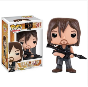 The Walking Dead Figura funko pop Daryl Dixon