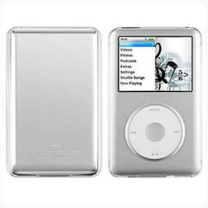 Theo Amp; Cleo Clear Hard Case Cubierta Para Ipod Classic 8