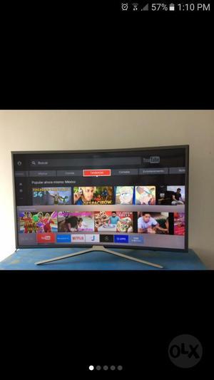 Tv Samsung 40 Curvo, Como Nuevo