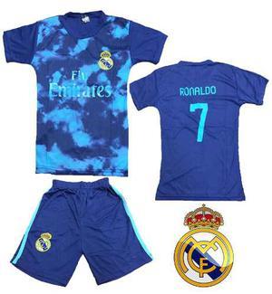 Uniformes Niña Niño Real Madrid Barcelona  +