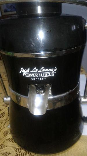 Vendo Extractor de Jugos Power Juicer Ex