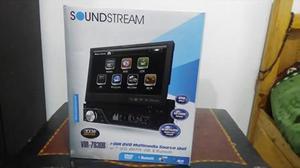 Vendo Radio Soundstream Nuevo