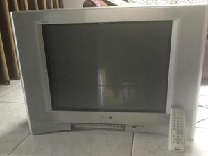 televisor Sony 21 Pulgadas con control perfecto estado