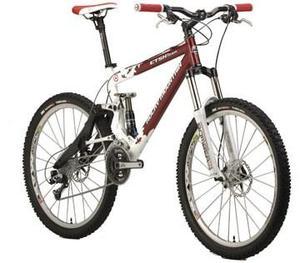 Bicicleta Mtb Doble Suspension Fox Rocky Mountain Etsx Deore