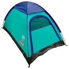 Carpa Camping Para 2 Personas Coleman Go Originales Nuevas