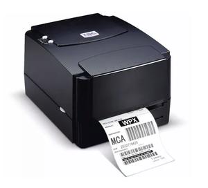 Impresora De Etiquetas y Codigo De Barras Tsc Ttp244 Pro Usb