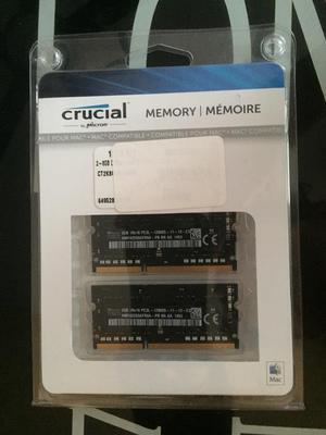 Memoria Ram 2Gb X 2 para Mac Pro