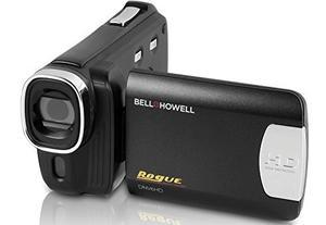 Bell + Howell Dnv6hd-bk Videocámara Infrarroja De
