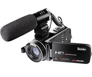 Besteker Z20 Videocámara Wi-fi Full Hd p 30fps Cámara