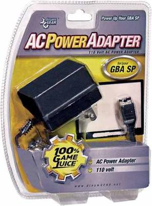 Dreamgear Game Boy Advance Adaptador De Alimentación De Ca