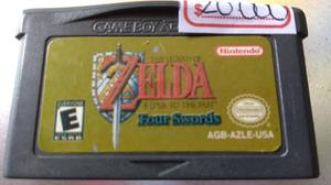 Juego De Gameboy Advance Genérico,zelda A Link To The Past.